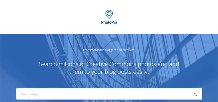 fotókereső - photopin