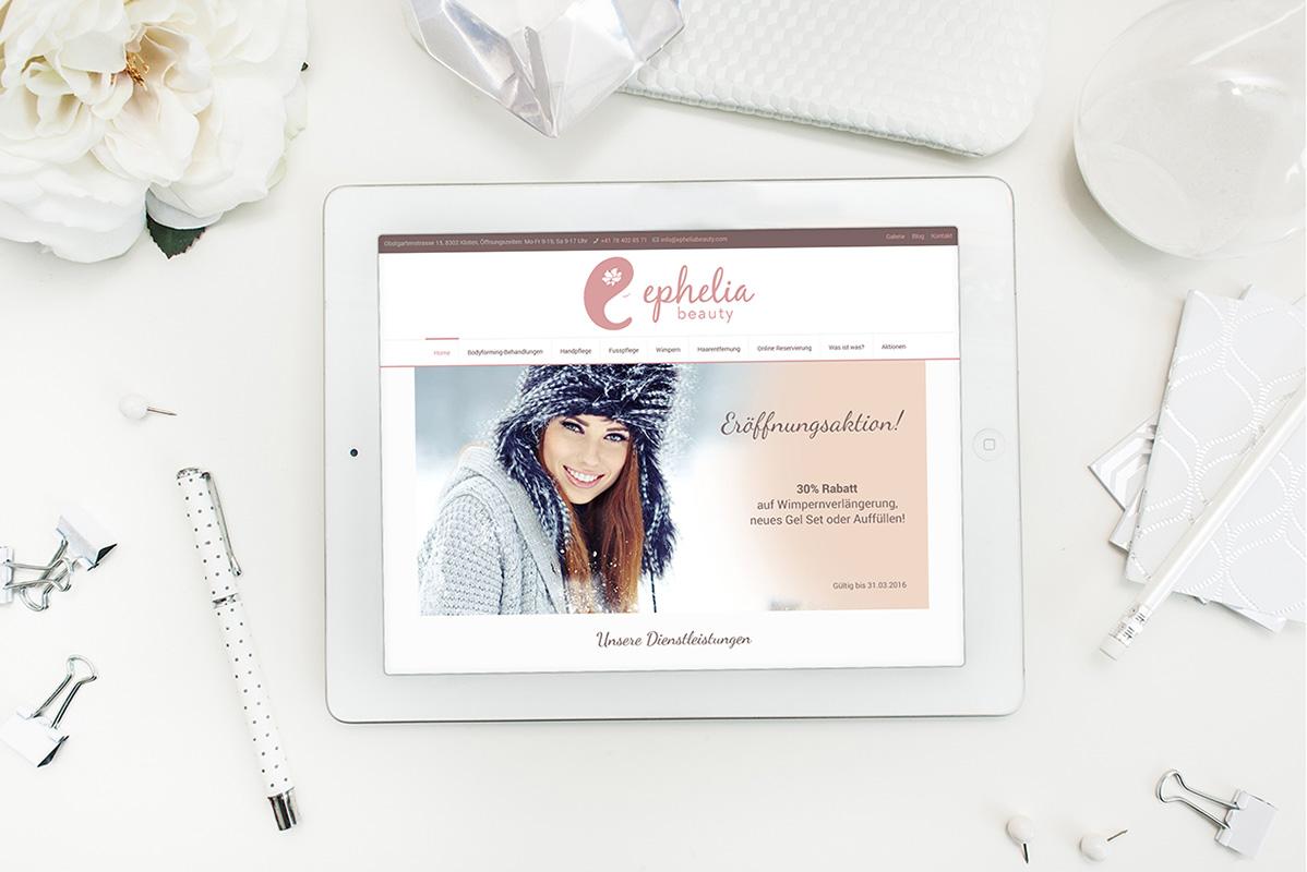 ephelia-website-mock