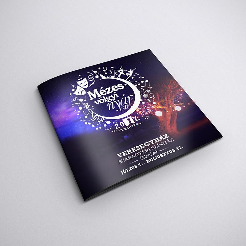 Kiadványszerkesztés, brosúra, műsorfüzet dizájn