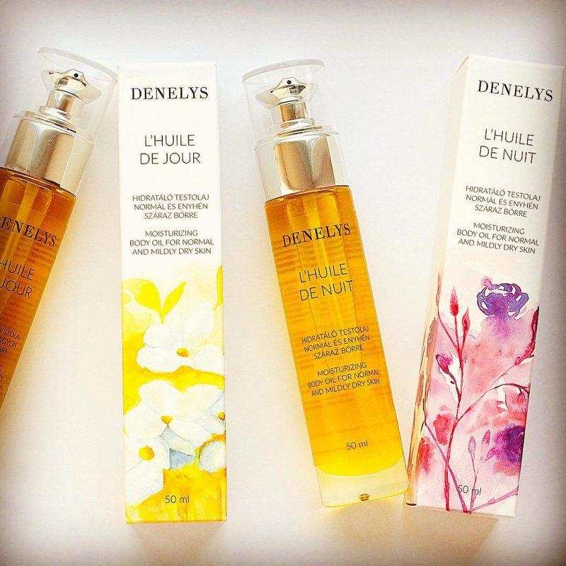 Arculat- és csomagolástervezés a Denelys Cosmetics részére